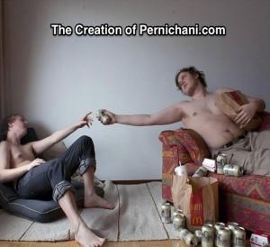The Creation of Pernichani.com