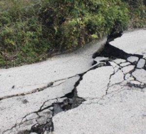 пропадна улица в центъра на Перник